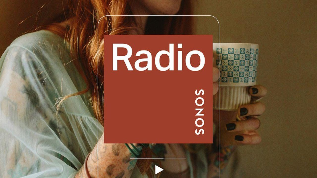 «Sonos Radio» est en partie financé par la publicité, certaines de ses stations comme «Sonos Sound System» ou «Artists Stations» en sont totalement dépourvues.