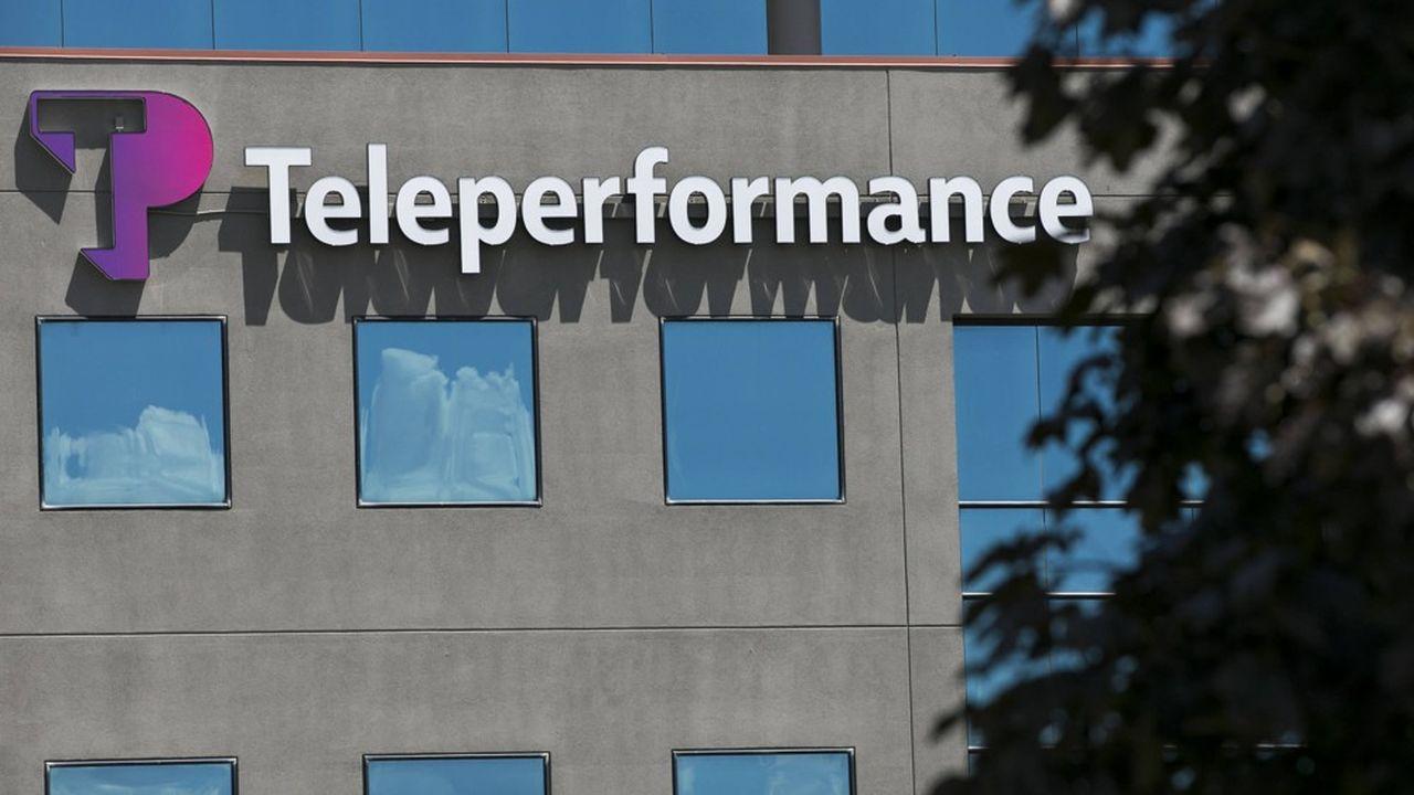 Teleperformance compte à ce jour près de 150.000 employés en télétravail, l'objectif étant d'atteindre que 65% des 330.000 salariés du groupe le soient fin avril.