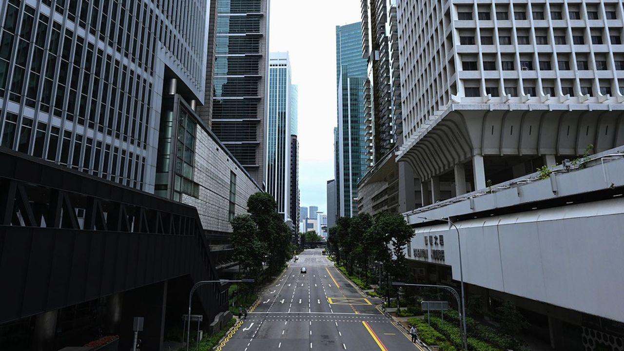 Les autorités sanitaires singapouriennes ont enregistré 1.111 nouveaux cas de Covid-19 mardi, portant le total à 9.125 et 11 morts.