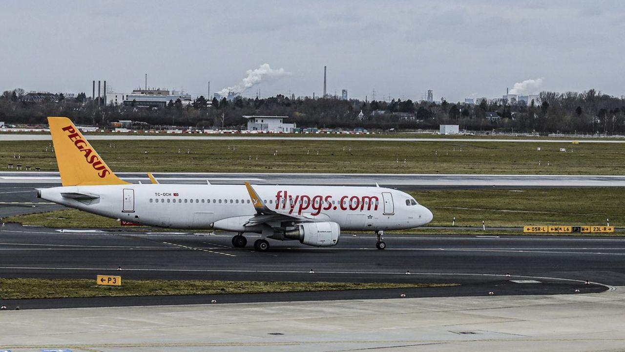 La compagnie turque Pegasus a été la première à tester la nouvelle procédure de livraison sans contact développée par Airbus.