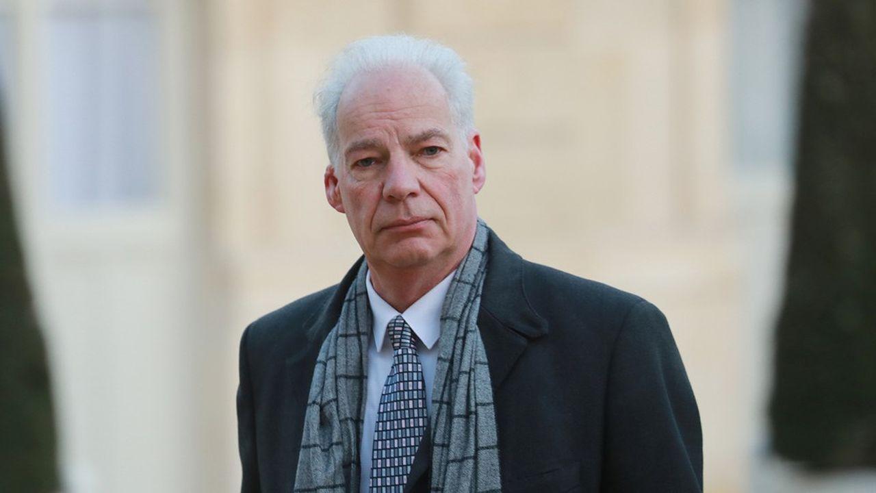 Alain Griset, le président de l'U2P
