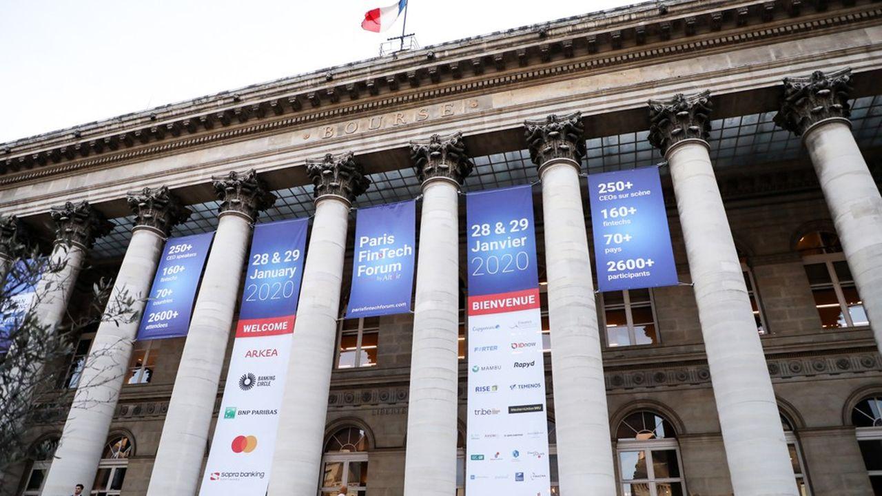 FIn janvier, le Paris Fintech Forum réunissait les grands noms du secteur dans la capitale. C'était encore le monde d'avant.