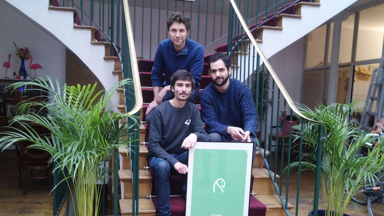 Jubiwee, la startup qui mesure le moral des salariés