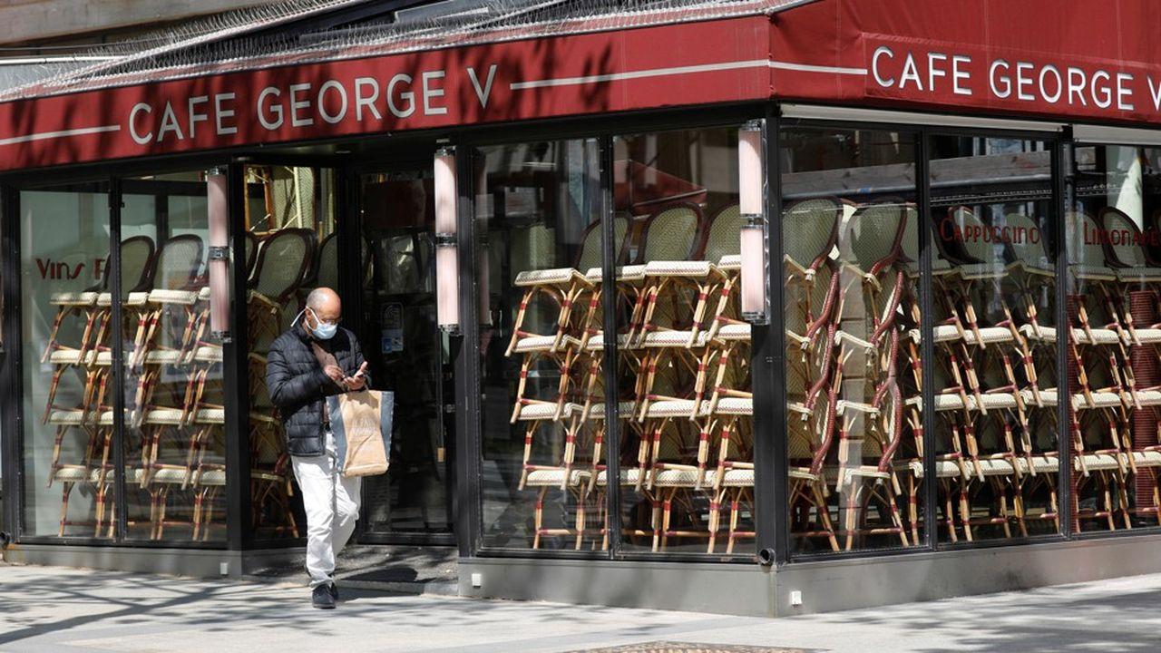 Les restaurateurs, premières victimes économiques du confinement, font partie des professions qui font le plus appel à la médiation du crédit.