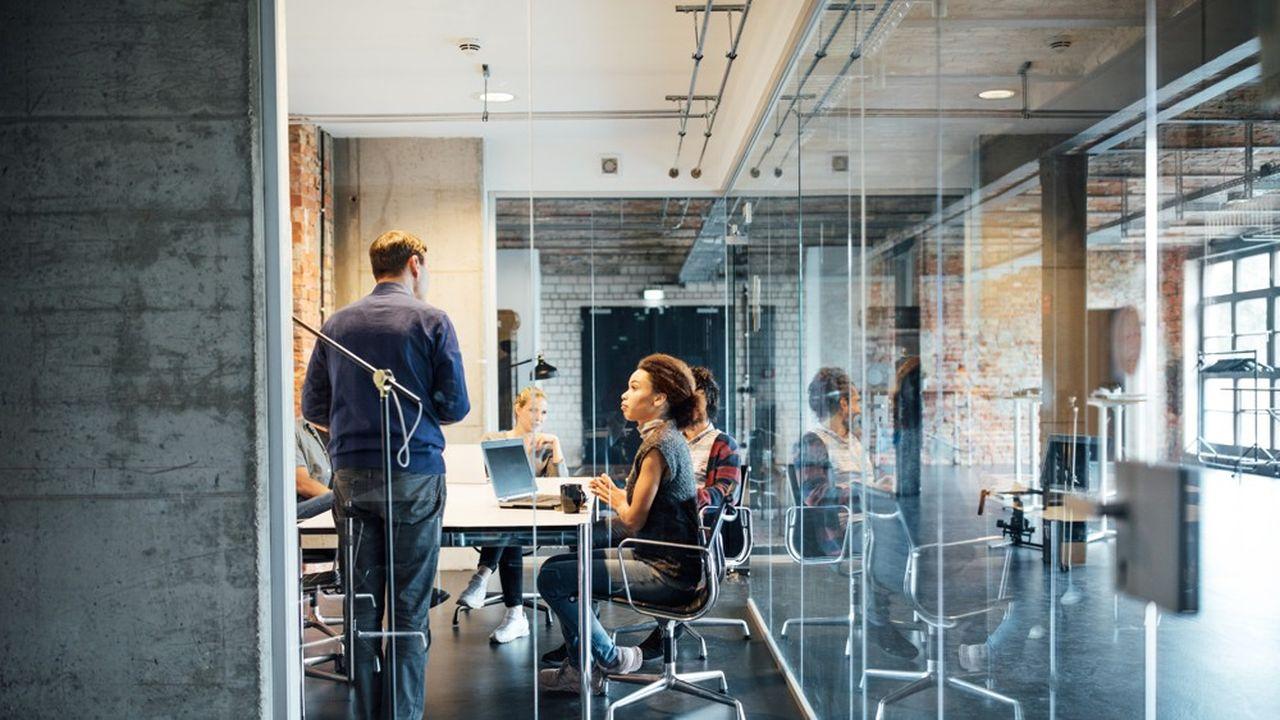 Pour 53% des entrepreneurs interrogés par Chausson Finance, la crise représente une opportunité.
