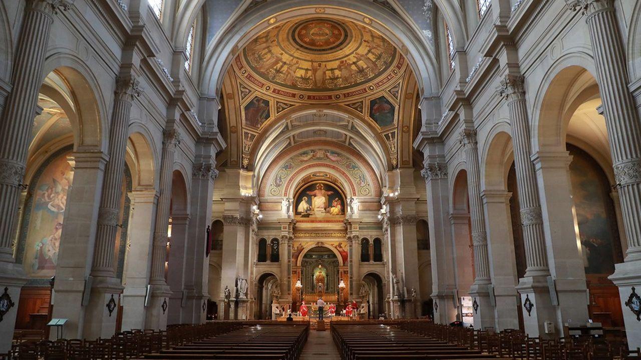 Les lieux de culte ne rouvriront pas leurs portes aux fidèles avant le mois de juin.