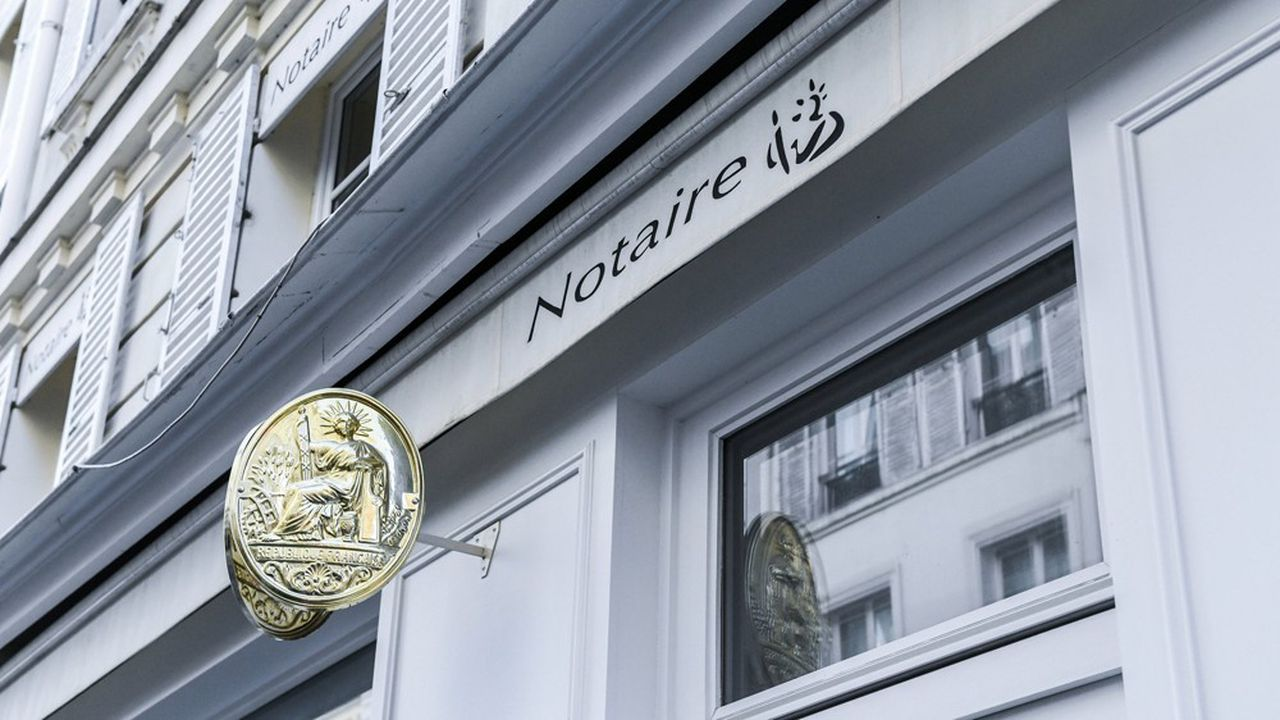 Aujourd'hui, 95% des actes notariés sont dématérialisés.
