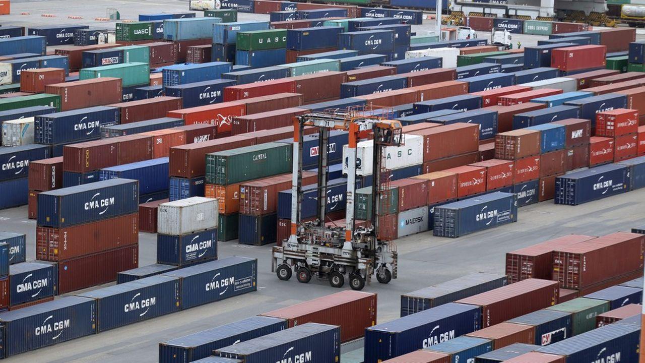 Un cinquième des entreprises ayant renoncé à exporter invoqueles difficultés logistiques.