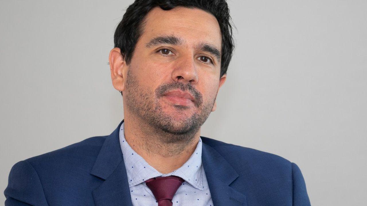 Sébastien Soriano, le président de l'Arcep, l'autorité indépendante en charge de la régulation des télécoms et des postes.