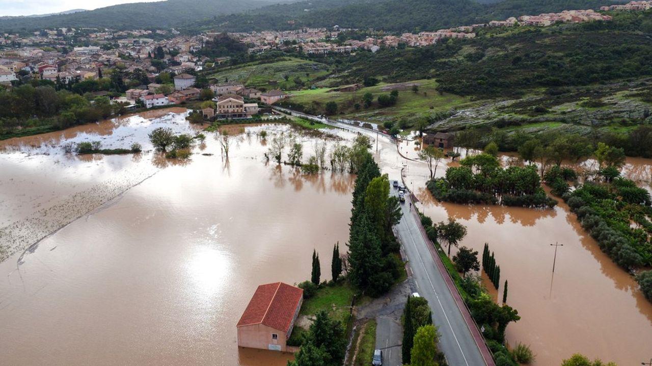 La France a mis en place un dispositif pour couvrir les dégâts des catastrophes naturelles, mais il n'est pas activable face à l'épidémie.