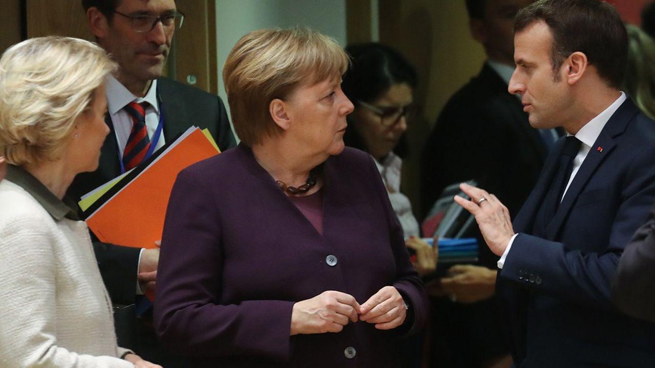 L'Allemagne refuse le principe d'un endettement commun mais contribue par d'autres moyens à la solidarité européenne