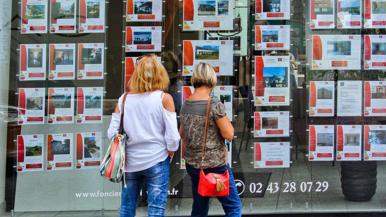Les agences immobilières espèrent pouvoir rouvrir leurs portes à partir du 11mai.
