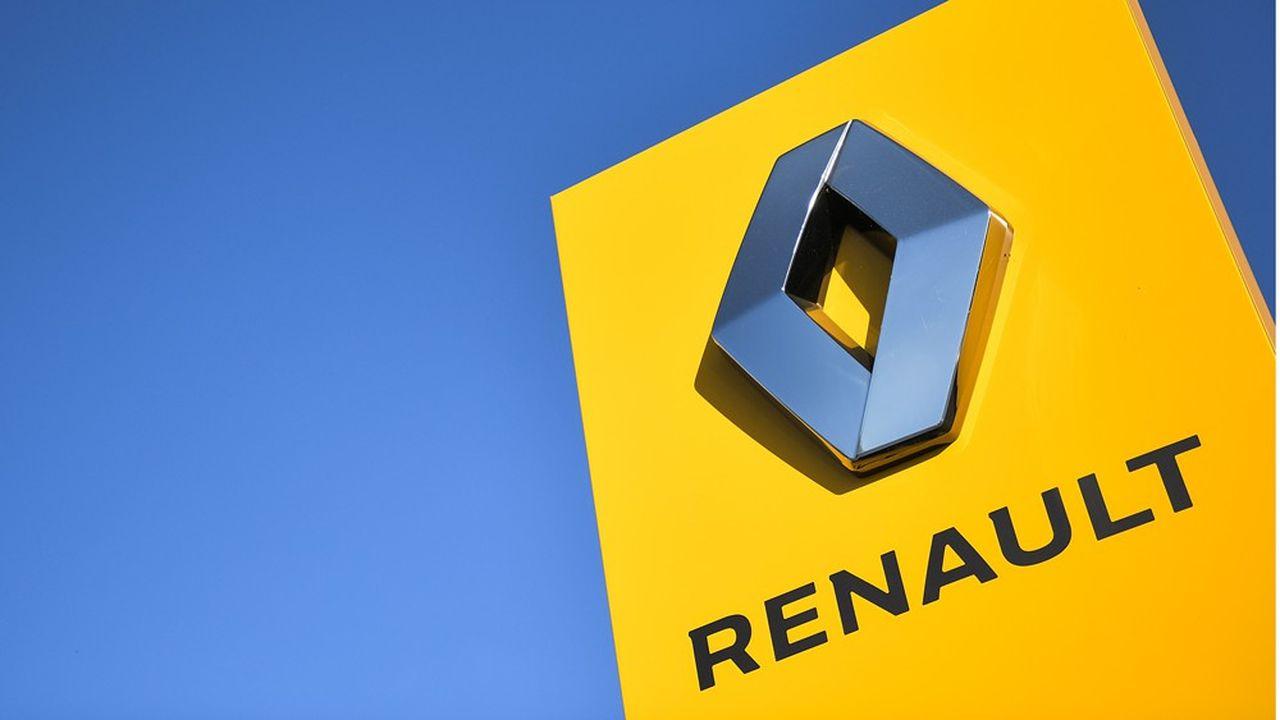 Comme tous les constructeurs automobiles, Renault souffre de l'effondrement de la demande mondiale.