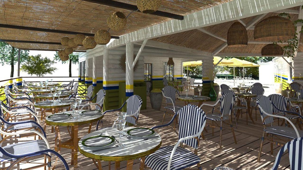 Le groupe héraultais a déjà une expertise, avec l'hôtel spa de Fontcaude et le Beach Club à Palavas-les-Flots, plage privée dont l'ouverture estivale est rendue incertaine par le Covid-19.
