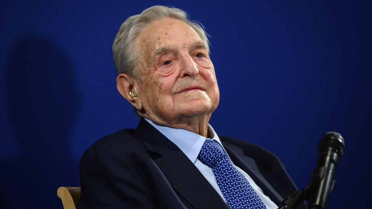 George Soros est fondateur et président d'Open Society Foundations.