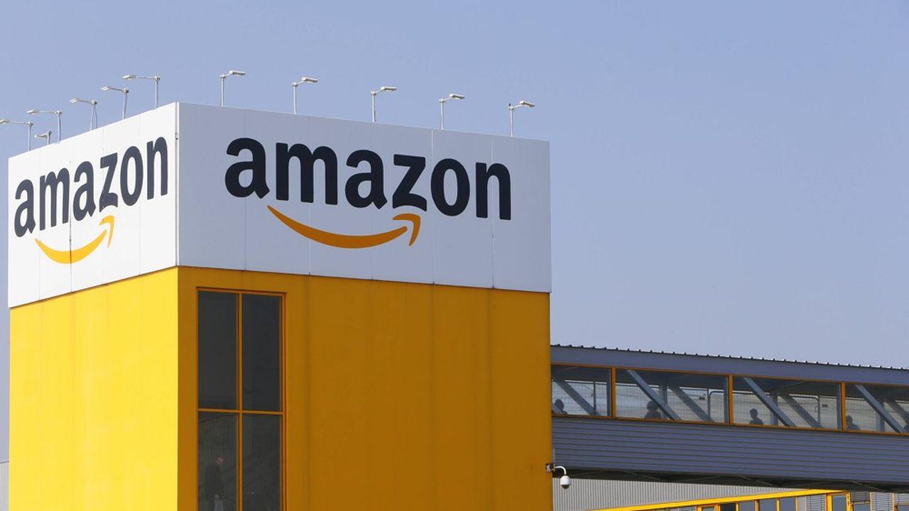 Amazon prévoit la construction d'un bâtiment de 39.000 mètres carrés à Fournès.