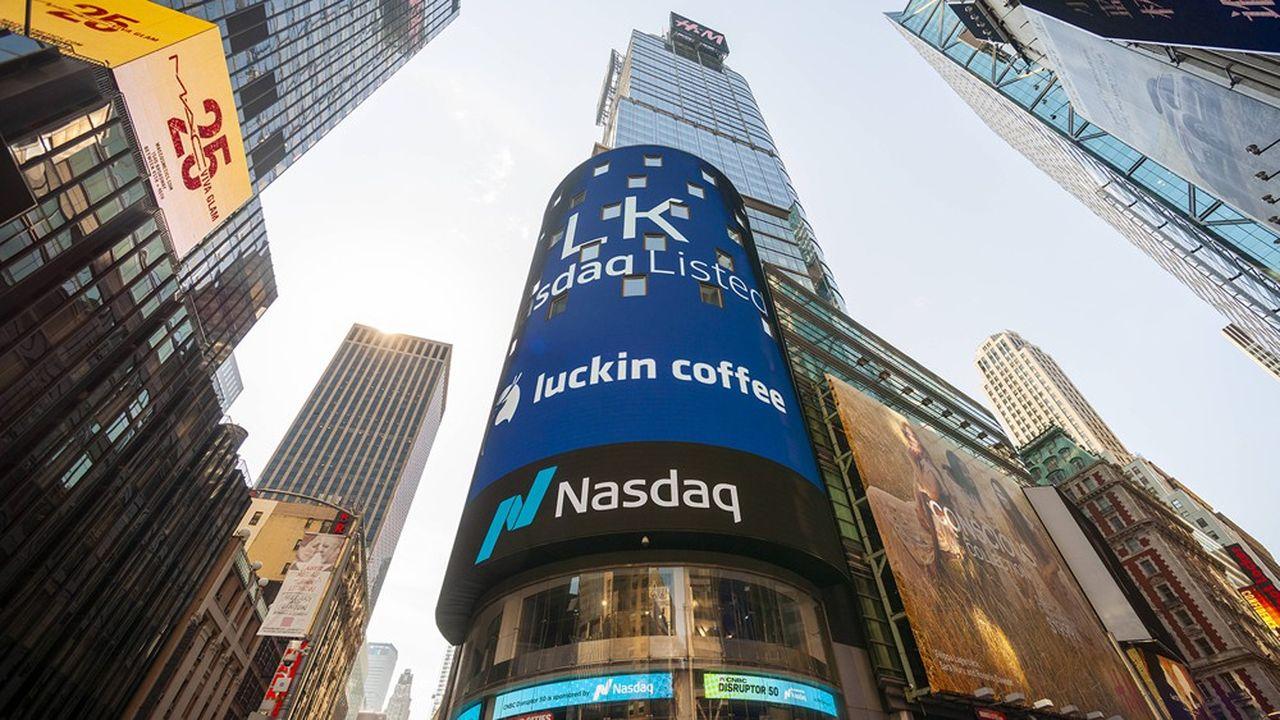 Le «Starbuck chinois» a gonflé ses ventes d'environ 2,2milliards de renmibi (310millions de dollars), soit… 75% de ses ventes sur les neuf premiers mois de 2019.