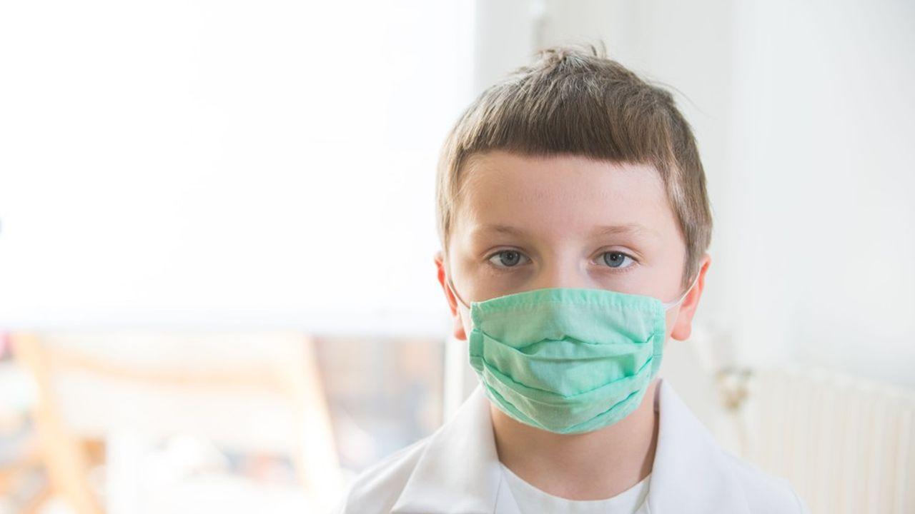 Contamines-Montjoie en Haute-Savoie a été l'un des premiers foyers d'épidémie en France.