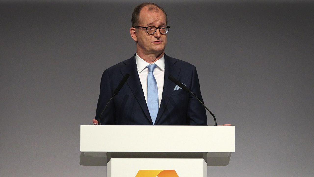 Malgré les 100% de garantie de l'Etat, les banques ne peuvent pas remplir tous les voeux de crédit des entreprises en difficulté, prévient Martin Zielke, président de la Commerzbank et de la fédération bancaire allemande
