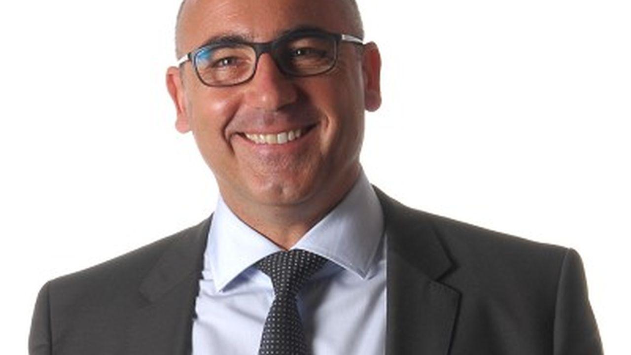 Eric Giraudier, président de la CCI Gard