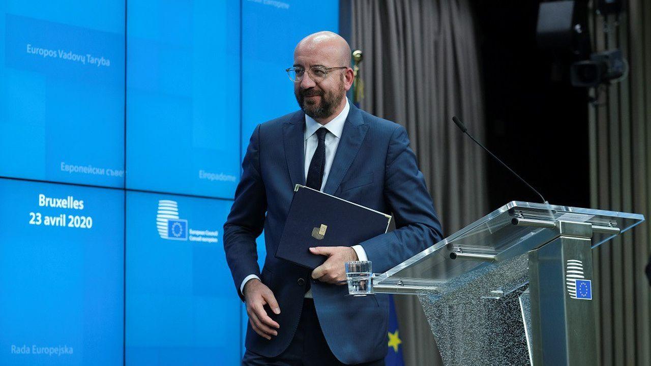 Charles Michel, le président du Conseil européen, a assuré percevoir «un vrai sens de l'urgence».