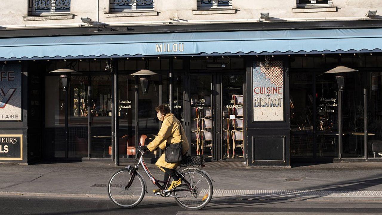 Contraints de fermer leurs portes, les restaurants sont durement touchés par la crise du coronavirus.