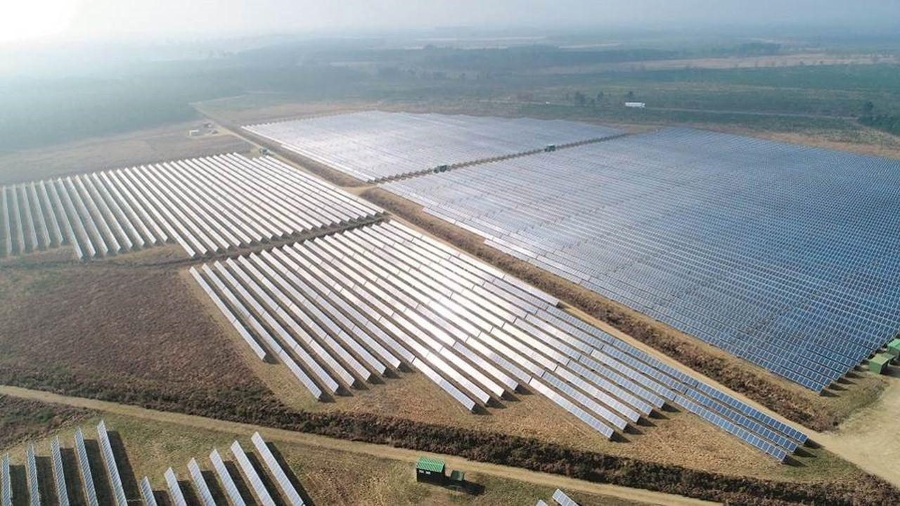 Tenergie détient 821 installations solaires en toitures, 28 centrales au sol et 2 parcs éoliens.