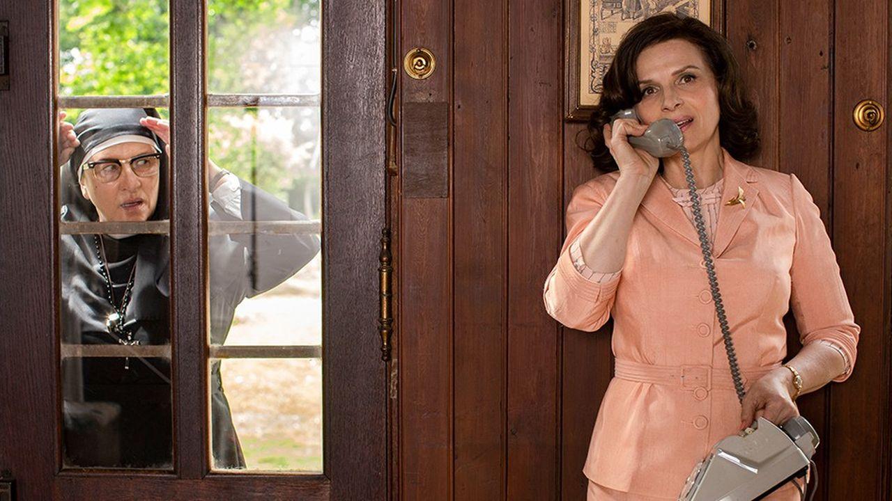 La Bonne Epouse, sorti le 11 mars, espère une deuxième chance de carrière en salle.