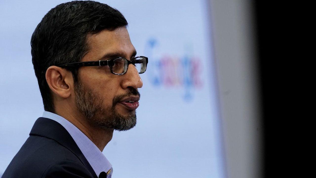 Google, comme Facebook, doit composer avec l'assèchement du marché mondial de la publicité en ligne.