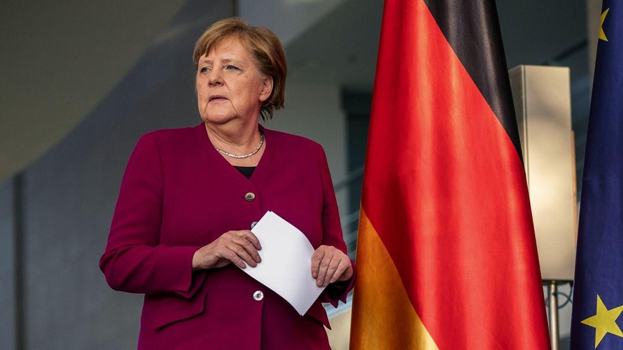 La chancelière allemande, Angela Merkel, a appelé, jeudi à Berlin, à faire preuve d'une grande prudence dans la levée des mesures de confinement prises pour lutter contre la propagation du coronavirus.