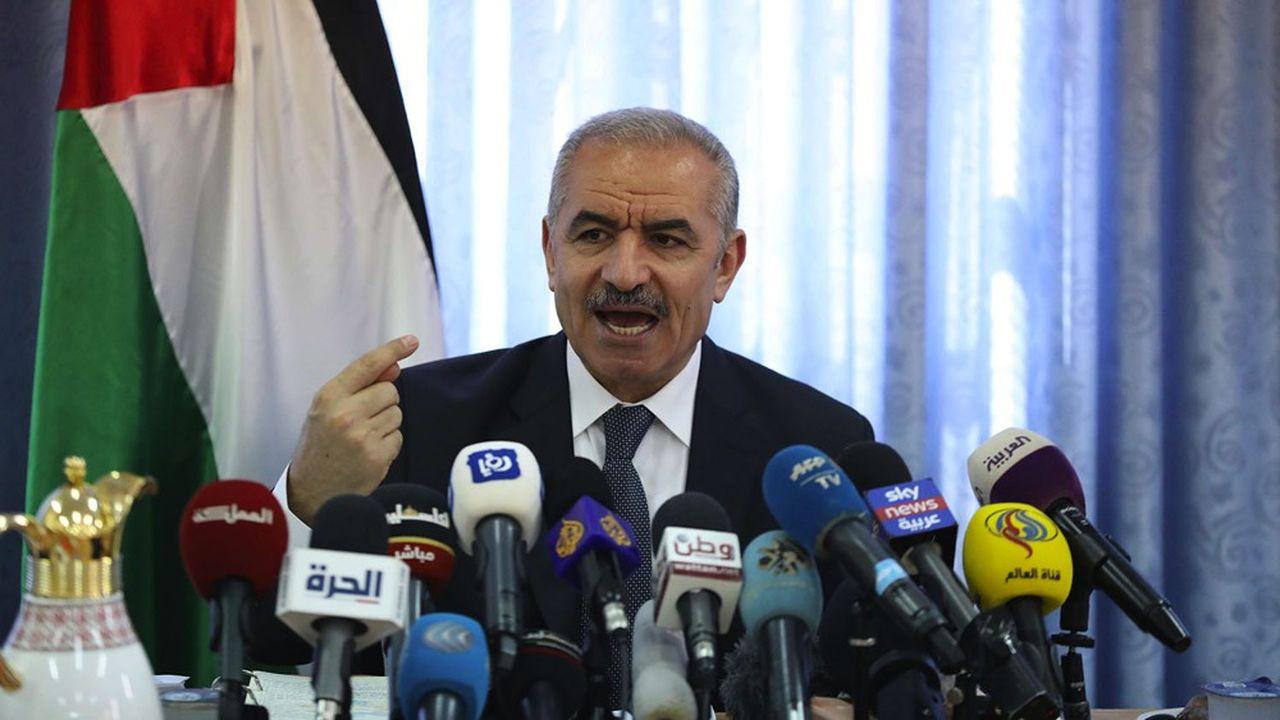 Le premier ministre palestinien, Mohammed Shtayyeh, dirige un cabinet confronté à des problèmes dramatiques.