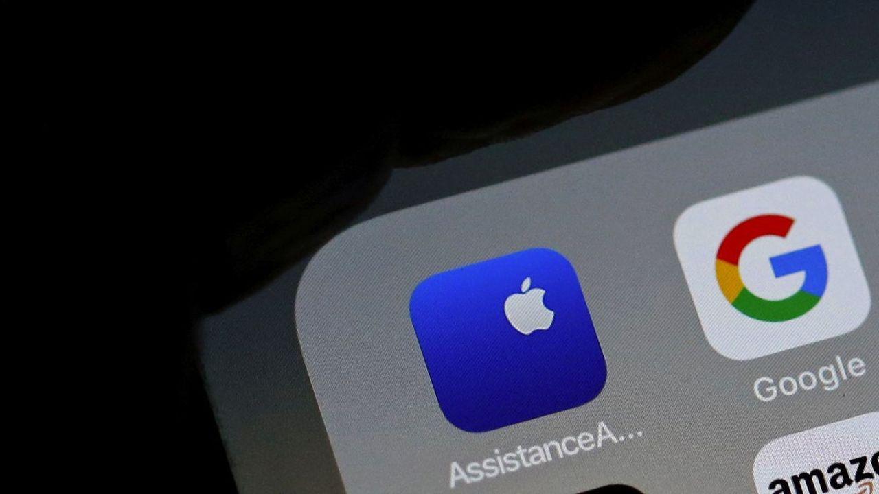 Apple et Google se sont alliés pour aider les autorités de santé à bâtir leurs propres applications de traçage de malades.