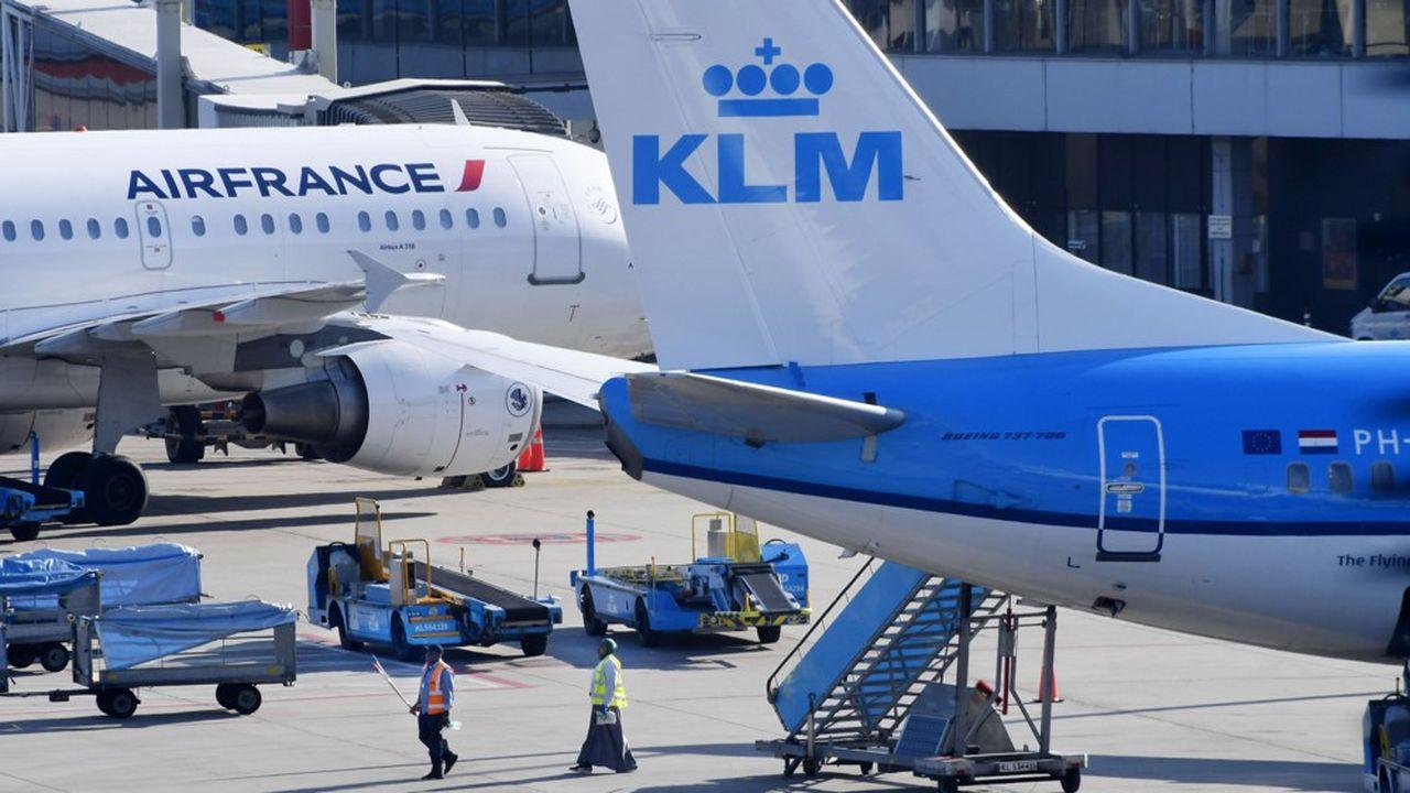Air France-KLM est le premier grand groupe de transport aérien en Europe à bénéficier d'une aide d'Etat massive.
