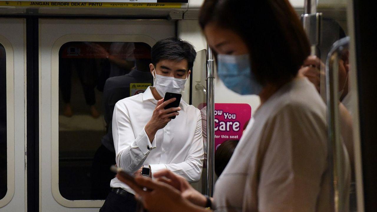 Singapour a été le premier pays au monde à lancer une application de «contact tracing», dès le 20mars.