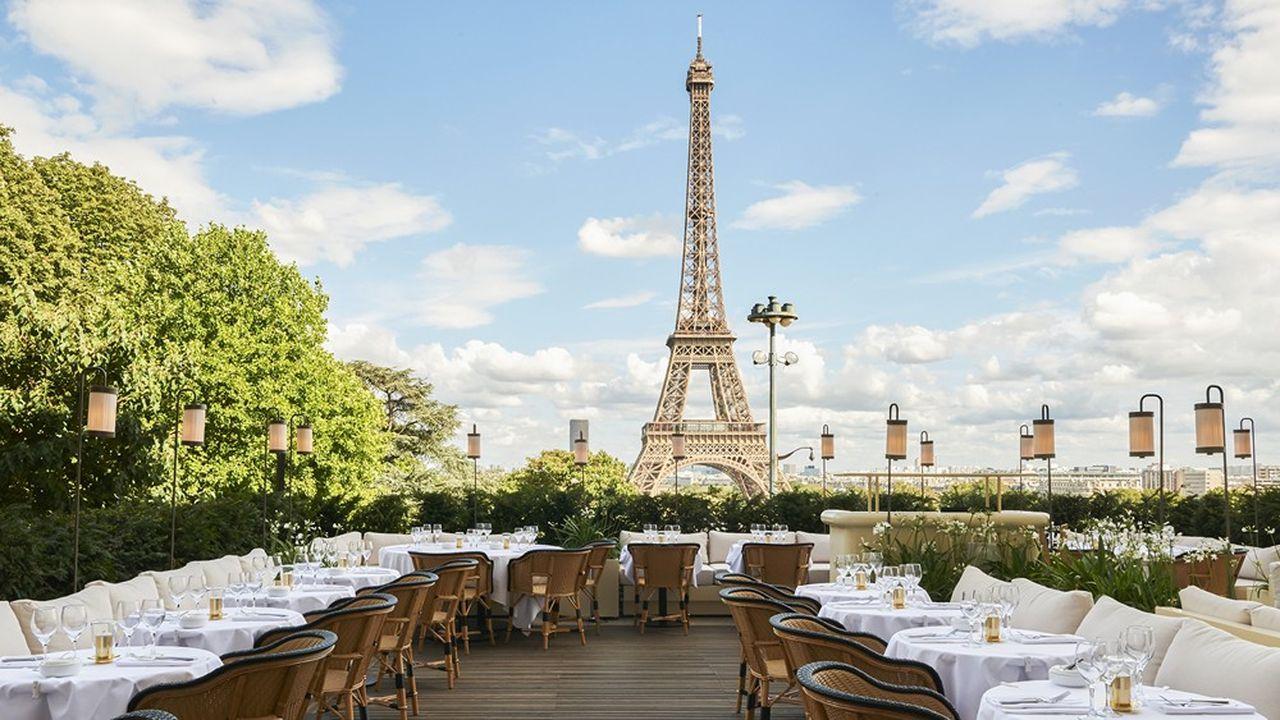 Paris Society compte rouvrir d'abord les terrasses de ses restaurants.