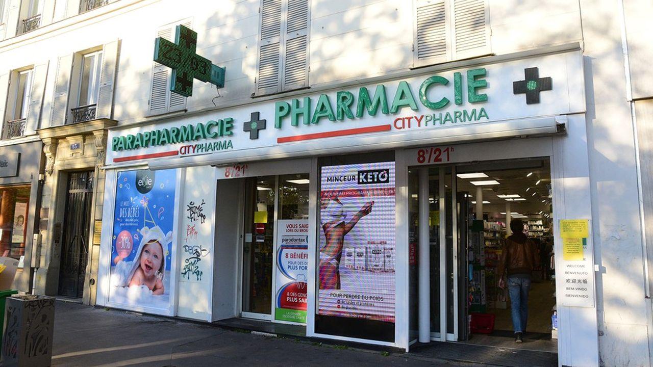 Seules 661 des 23.000 pharmacies en France sont agréées par l'Etat pour vendre des médicaments en ligne.
