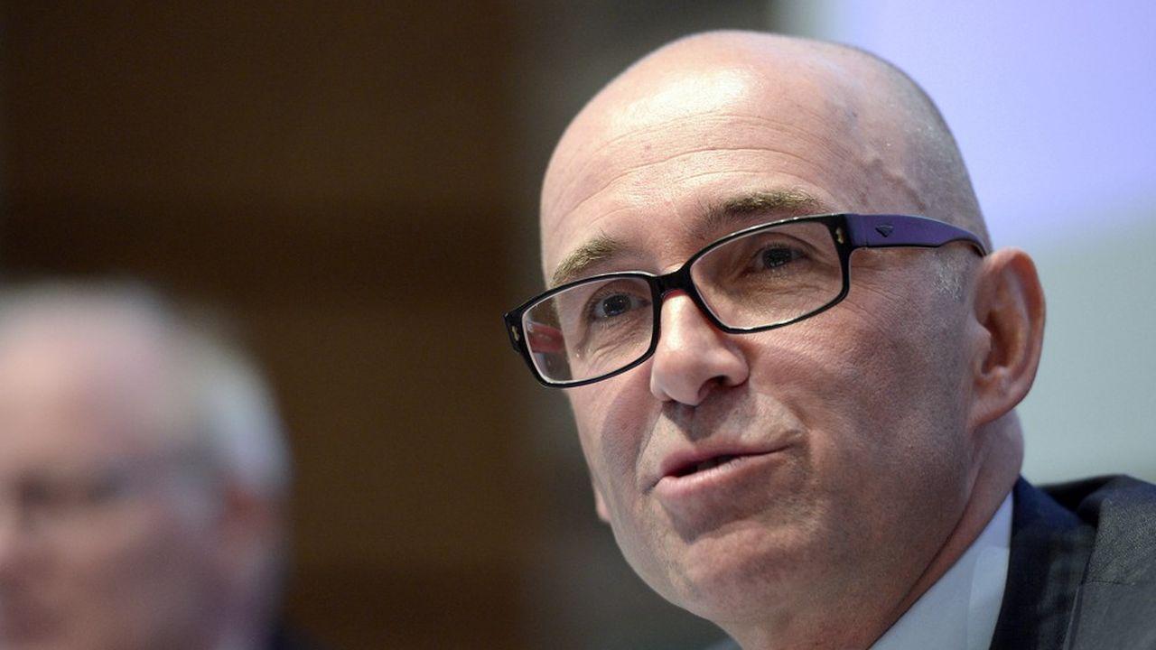 Frédéric Bierry, président du conseil départemental du Bas-Rhin, est pour une reprise de l'école à compter du 25mai.