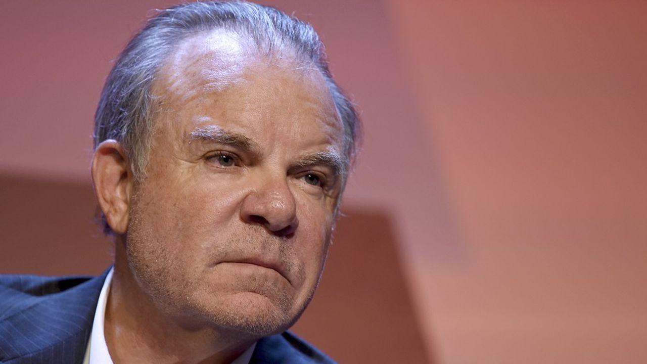 Patron historique de Nexity, Alain Dinin redevient PDG à 69 ans pour une limite d'âge fixée statutairement à 72 ans.