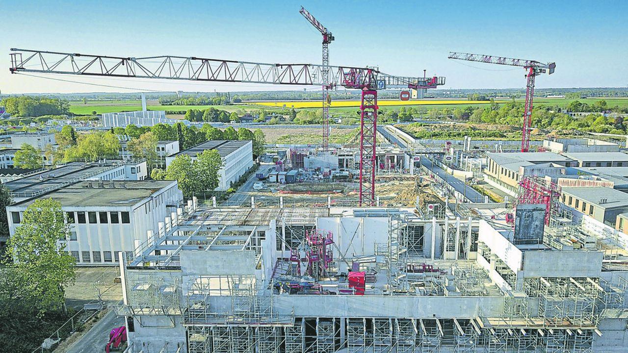 Le secteur de construction, durement atteint par la crise sanitaire va bénéficier de paiements anticipés pour les marchés publics des travaux de BTP