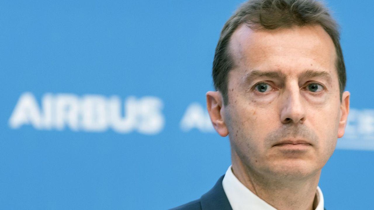 La survie d'Airbus est en jeu selon son président — Coronavirus