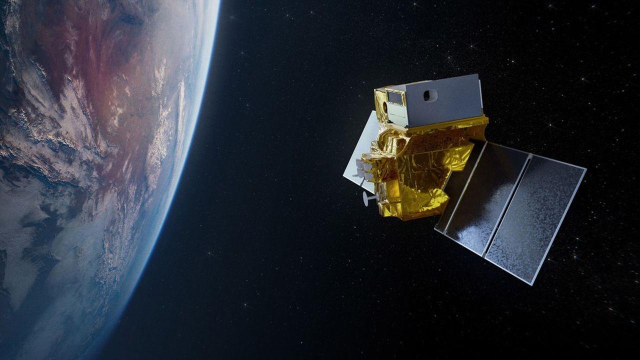 Le 20avril, le CNES a signé un contrat avec Airbus pour le développement pour fournir l'instrumentation infrarouge d'un satellite réalisé en coopération avec l'Inde.