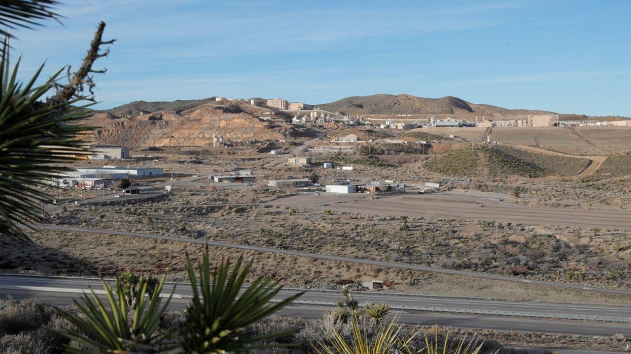 Le Département de la Défense a attribué une subvention à Mountain Pass, la seule mine capable aujourd'hui d'extraire des métaux rares aux Etats-Unis.