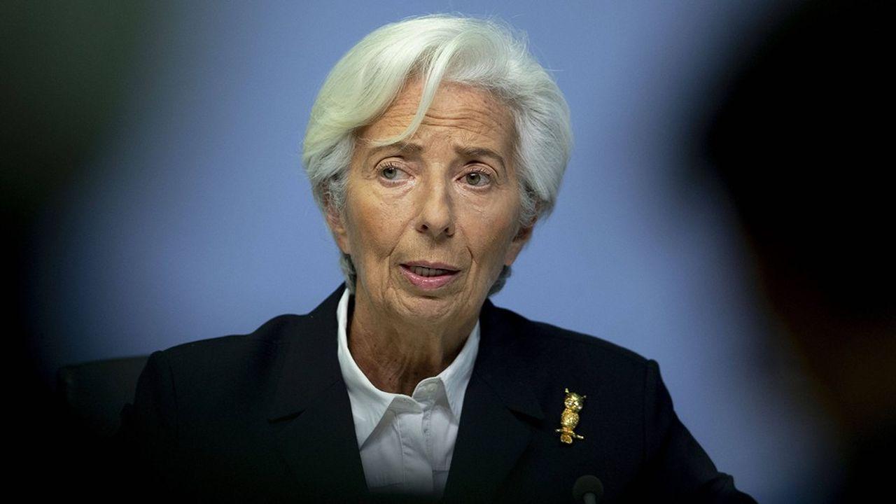 La pression est d'autant plus forte sur la BCE que les chefs d'Etat ne sont pas parvenus à s'accorder lors du dernier Conseil européen malgré l'avertissement de Christine Lagarde contre le risque «d'agir trop peu, trop tard».