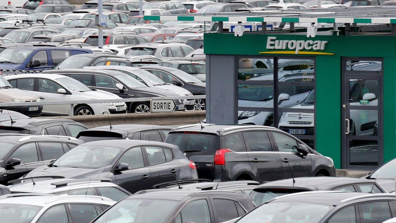 Comme tout le secteur, Europcara vu son activité s'effondrer depuis le début du mois de mars.