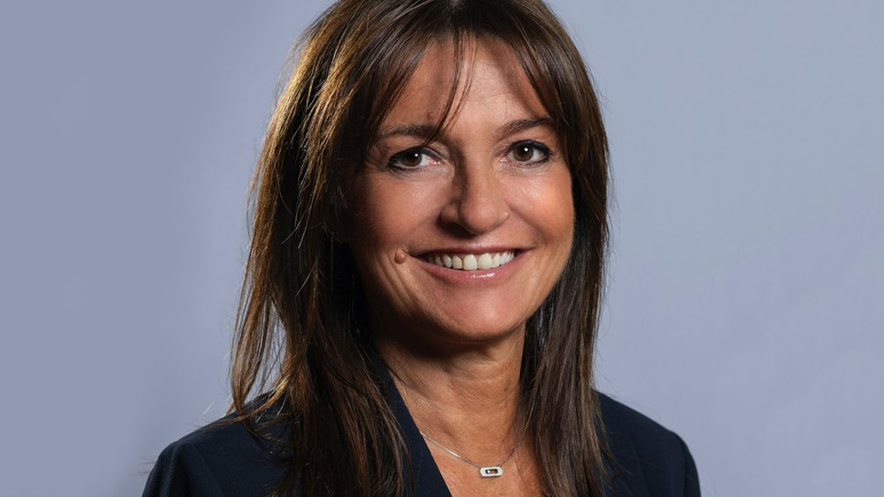 Nathalie Colin-Oesterlé, l'eurodéputée PPE chargée du rapport d'initiative sur les pénuries de médicaments.