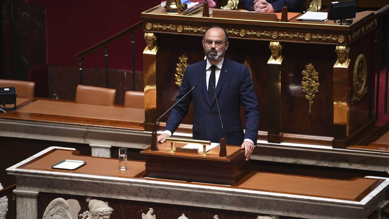 Edouard Philippe a présenté à l'Assemblée nationale les trois indicateurs clefs qui permettront d'autoriser le déconfinement par département.