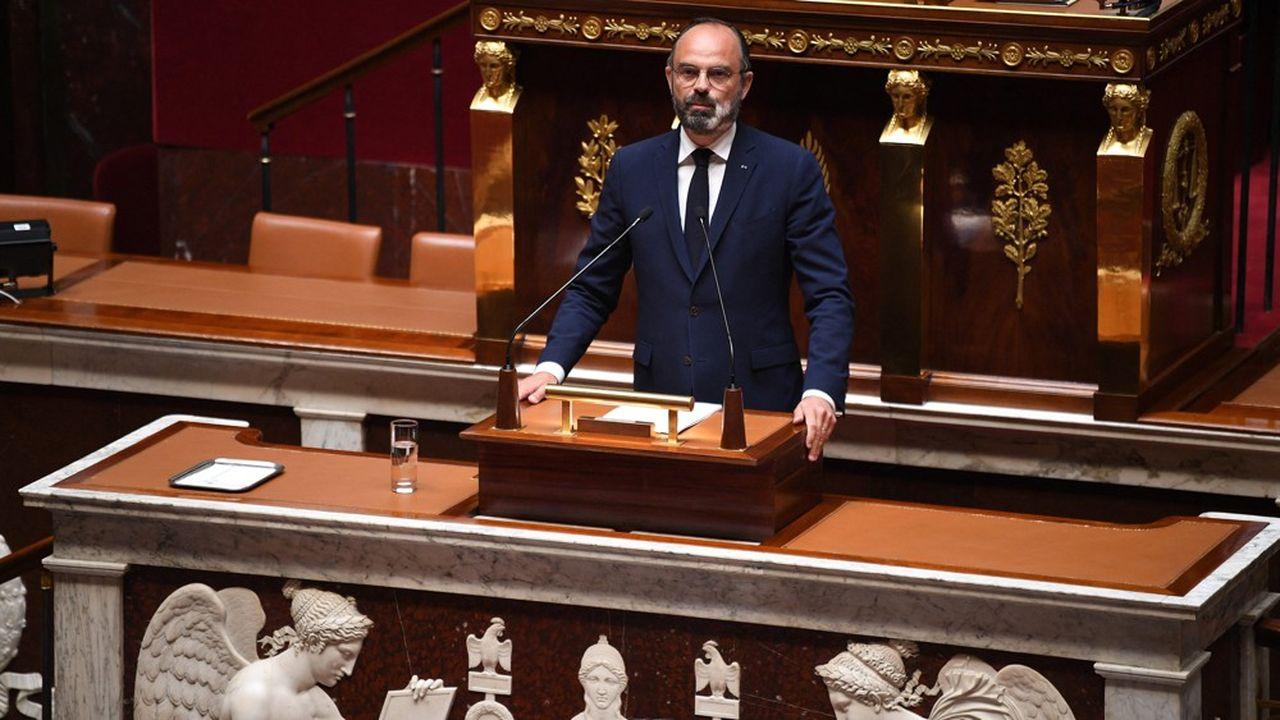 Mardi 28avril, à l'Assemblée nationale, Edouard Philippe a annoncé un retour très progressif à une vie normale