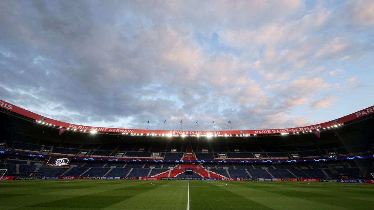 L'arrêt définitif de la Ligue 1 pose notamment la question de savoir comment va s'organiser le PSG si la Ligue des Champions, elle, reprenait.