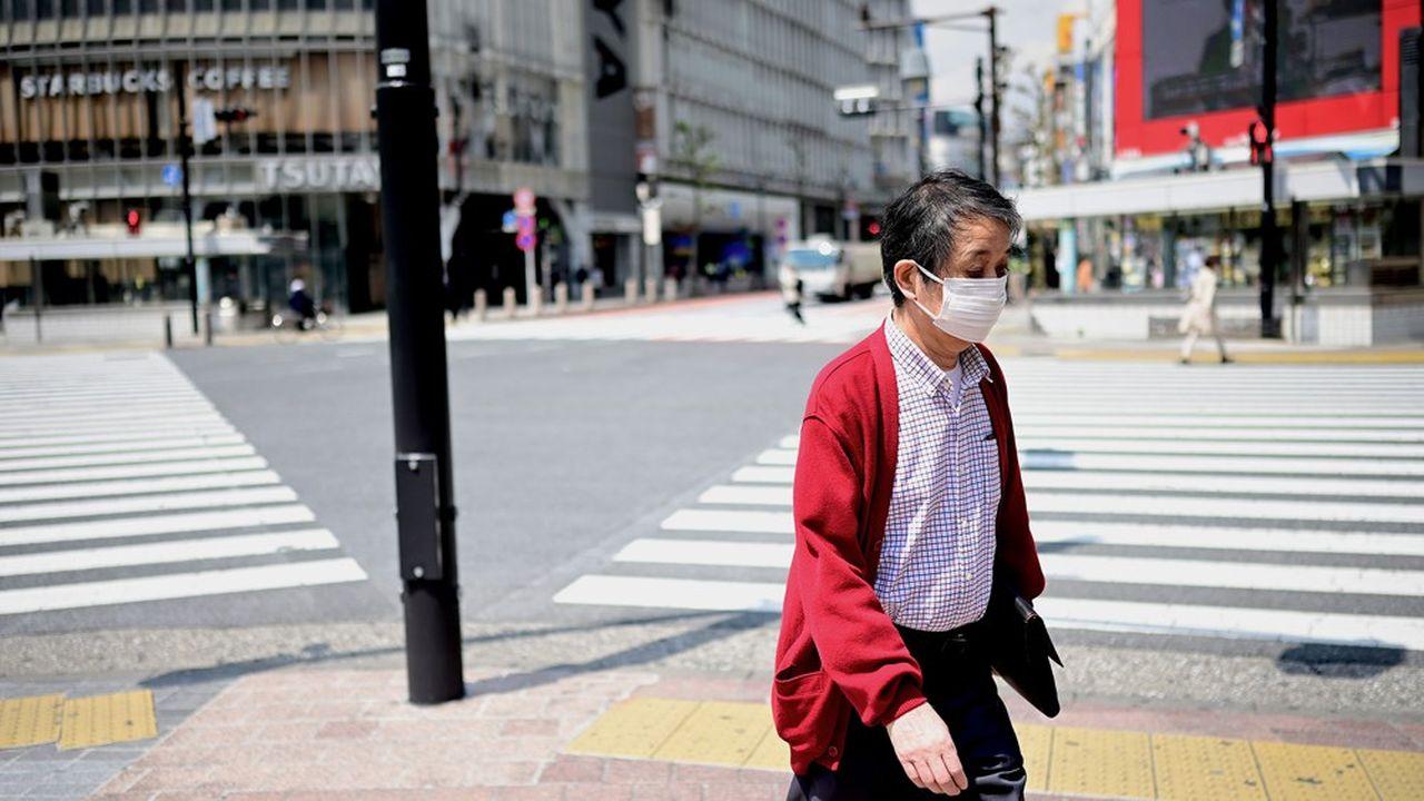 Malgré une partie importante que la population qui est âgée, le coronavirus a fait très peu de victimes au Japon.