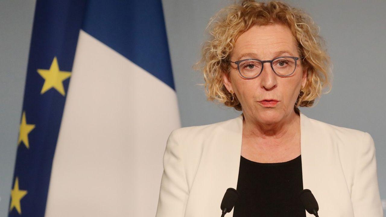 Le taux de prise en charge par l'Etat du chômage partiel pourrait être «un peu moins important» à partir du 1erjuin a annoncé ce mercredi la ministre du Travail, Muriel Penicaud.